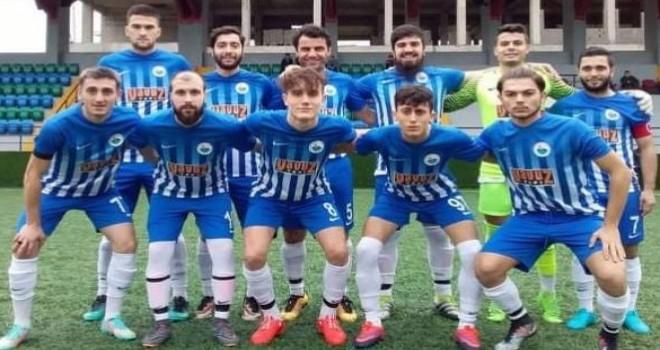 Kalkanderespor- Ardeşengücüspor-5 - 0