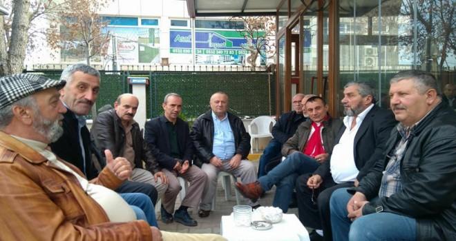 Sancaktepe Yenidoğan'da Çay Keyfi