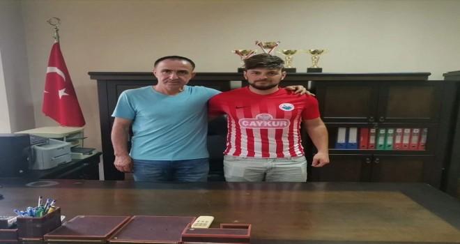 Kalkandere spor Mustafa Burak Bilal ile yeniden anlaştı