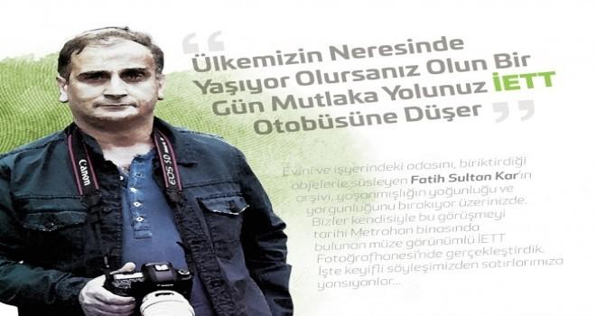 FATİH SULTAN KAR BİZİM DURAK'TA