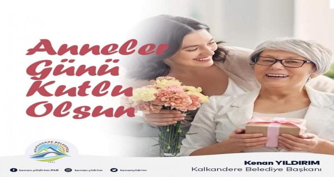 Yıldırım'dan anneler günü mesajı