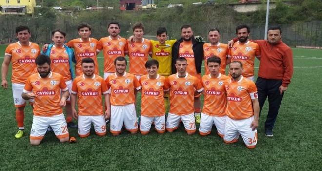 Kalkandere Ormanlıspor-Çayeli Haytefspor-6-0