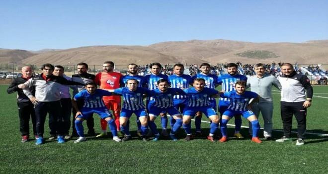 Kendirli Belediyespor-Karlıova Yıldırımspor 1-0