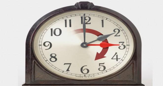 22 Ekim'de Yaz Saati Uygulaması YENİDEN Başlayacak