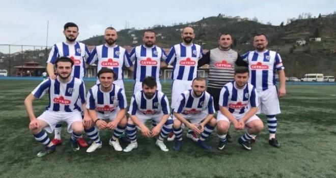 Yolbaşıspor- Rize 1453 spor 5-2