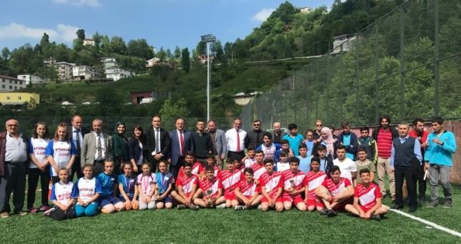 Kalkandere 19 Mayıs Gençlik Haftası Kutlamaları