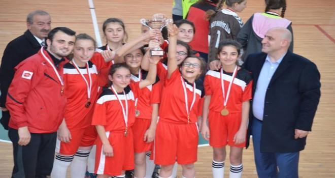 Kalkandere Okulu Futsal İl Birncisi