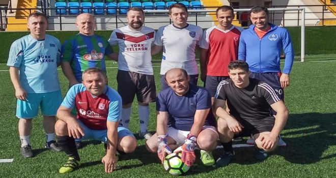 Kalkandere Futbol Turnuvası