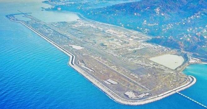 Rize Artvin Havaalanına ilk Uçak 29 Ekimde İnecek!