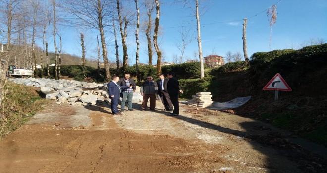Kalkandere Köylerinde Yürütülen Hızmetler