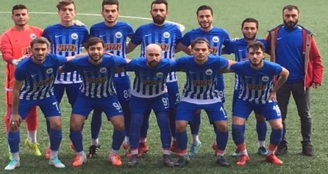 Kalkanderespor -Kırazdağıspor 2 - 5