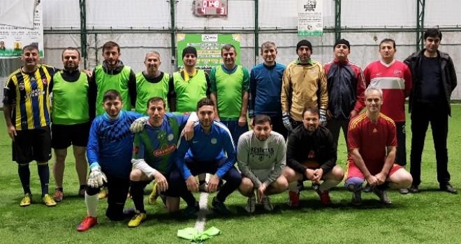 Rize'de 15 Yılına Giren İmrendiren Spor Dostluğu