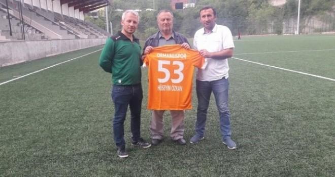 Kalkandere Ormanlıspor Şampiyon