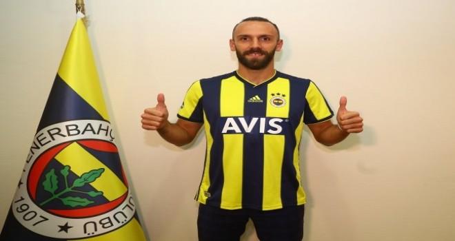 Muriç, Fenerbahçe ile sözleşme imzaladı