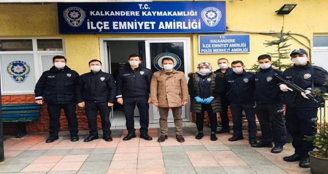 Yılmaz Polis haftası etkinlikleri kapsamında ziyarete bulundu