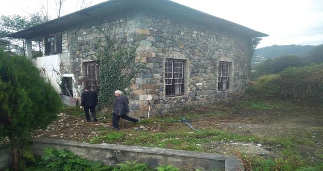 Kalkandere Taşçilar Mahallesi Tarihi Taş Cami