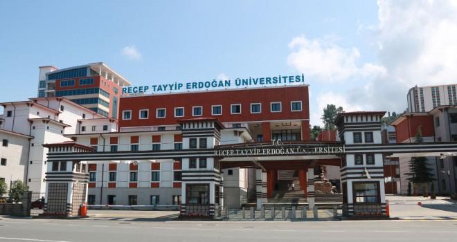 Recep Tayyip Erdoğan Üniversitesi 11 Sözleşmeli Personel Alacak