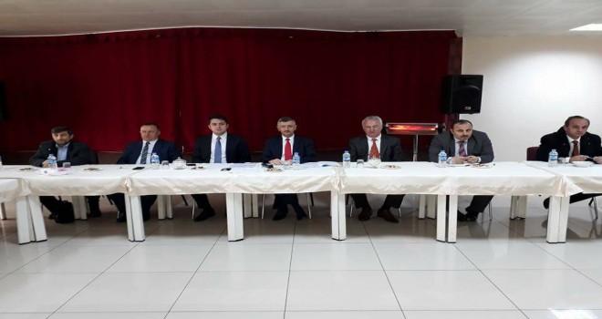Rize Valisi Erdoğan BEKTAŞ Kalkandere'de