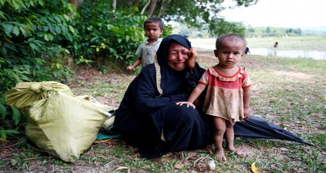 Arakan'da Müslümanlar katlediliyor