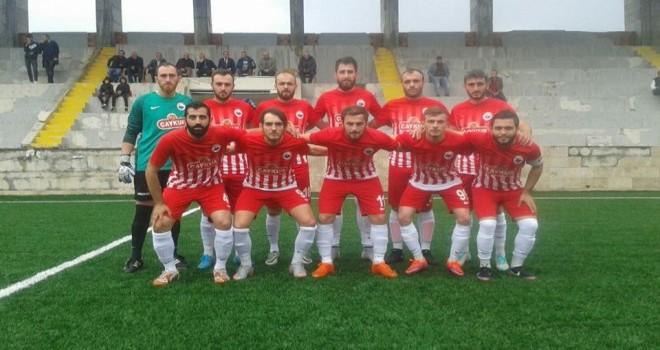 Kalkanderespor Gol Yağdırdı 9-2