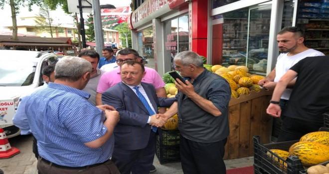Kalkandere AK Parti Bayramlaşma