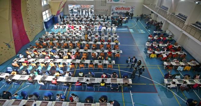 Satranç Şampiyonası Rize Elemeleri Yapıldı