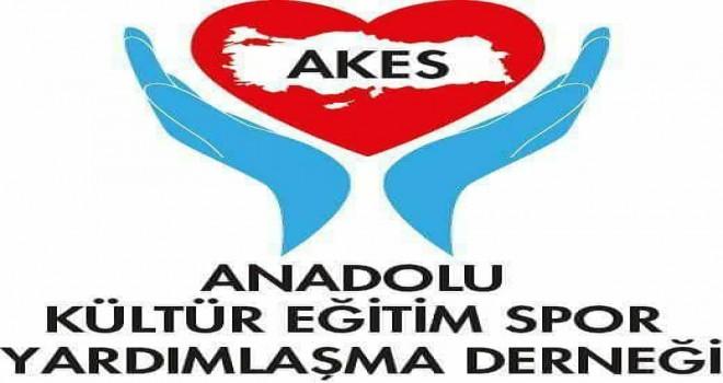 AKES; Anadolu Kültür Eğitim Spor yardım ve Dayanışma Derneği