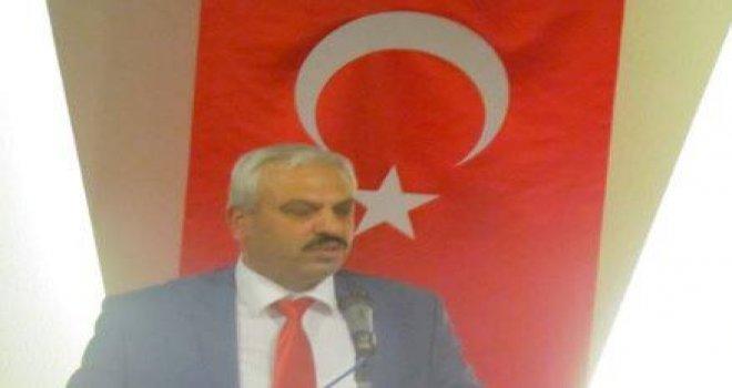 Ankara Kalkandereliler Derneği Mesaji