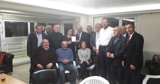 Ankara Rizeliler Dernek Başkanı Ziyaretleri