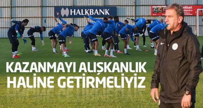 Hamzaoğlu'ndan