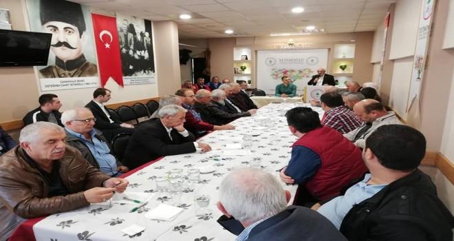Kalkandere Yetımoğlu Derneği Toplantısı