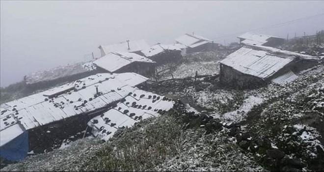 Rize'ye soğuk havanın nereden geldiği belli oldu!