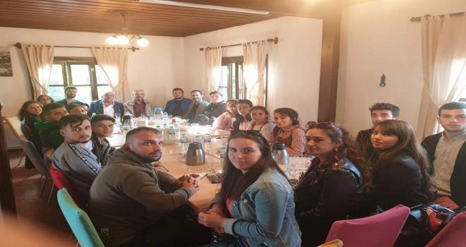 Ankara Kalkandereliler Derneğine Ziyaret