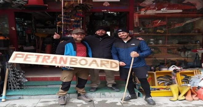 İsviçreli Kayakçılar İkizdere'nin PETRAN Yaylasına Hayran Kaldı !