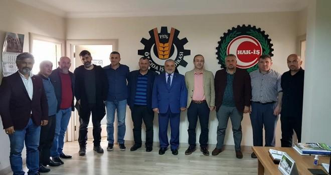İlyas Gör Rize AK Parti Milletvekili Aday AdayıZiyaretleri