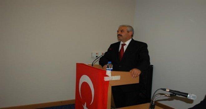 İdris Kansızoğlu Ramazan Bayramı Mesaji