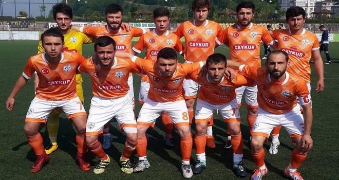 Kalkandere Ormanlıspor Şampiyon Gibi