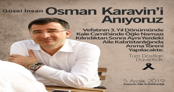 Osman Karavin