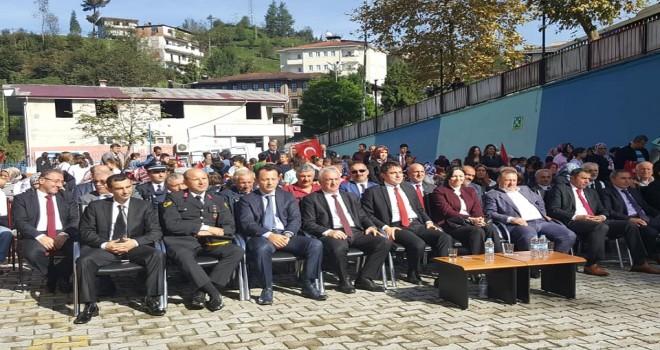 Kalkandere 29 Ekim Cumhuriyet Bayramı Kutlamaları