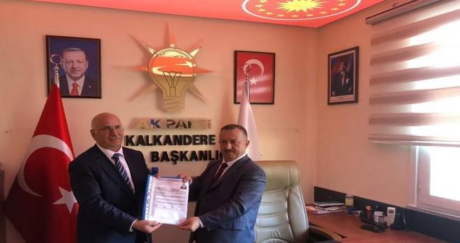 Kalkandere Belediyesi Başkan aday adayı