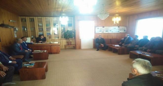 Kalkandere Vatandaşla Buluşma Toplantısı