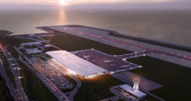 Rize-Artvin Havalimanı'nda yüzde 76 seviyelerine gelindi !