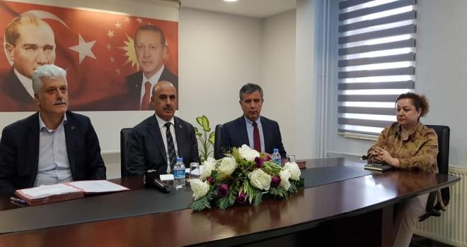 """GELECEĞİNİZ EMNİYETTE 2019"""" PROJESİ İMZALANDI"""