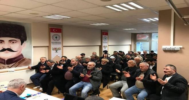 Yetımoğlu Derneği Kuran'ı Kerim Tilaveti