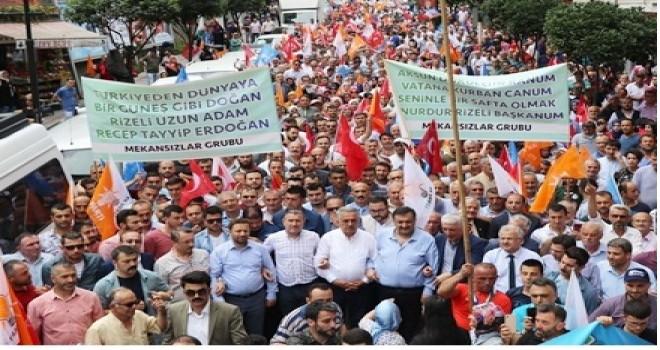 Kösoğlu: Rize Ak Parti'de Bilinmeyen Denklemi Yazdı !