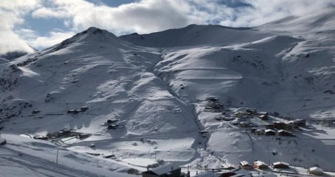 Rize'de 35 Cm Ulaşan Kar Yağışı Etkili Oldu