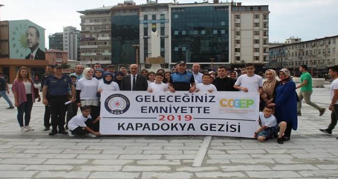 """""""GELECEĞİNİZ EMNİYETTE 2019"""" KAPADOKYA'DA"""