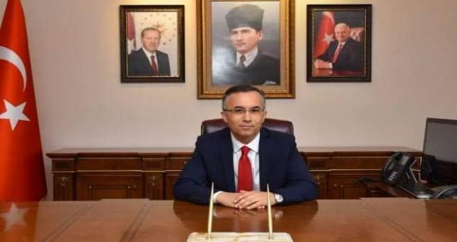 Rize valisi Kemal ÇEBER'in acı kaybı