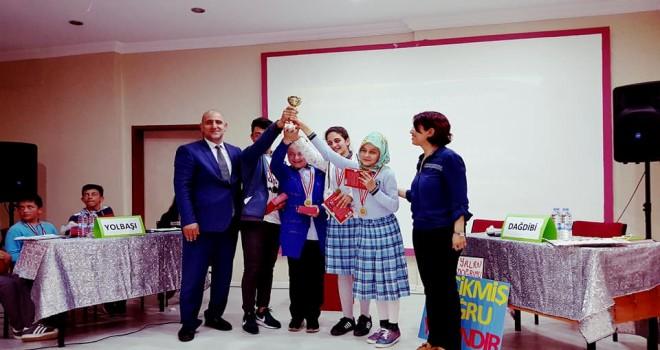 Kalkandere Okulların Münazara Yarışmaları Devam Ediyopr