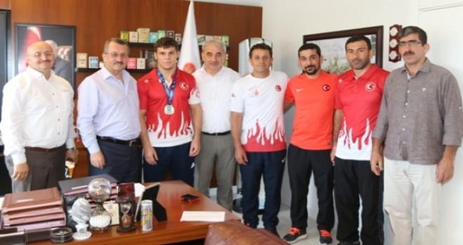 Rize'nin Sporcuları Rize'de Türkiye Şampiyonu Oldular